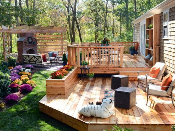Deck Design Ideas To Get Ready For Summer Windermere Hood Canal
