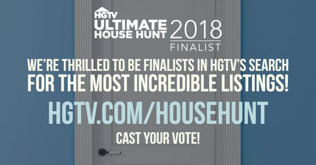 HGTV Finalist - The Treehouse
