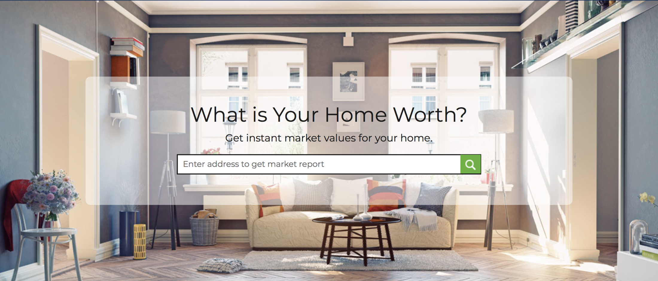 home valuation tools